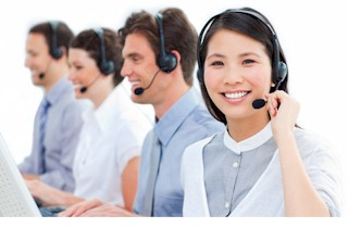 Call center monitoring systems