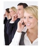 call surveys voice broadcasting