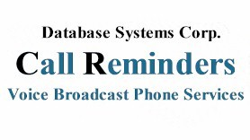 call reminder services