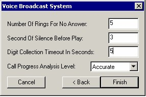 voice broadcasting operations guide